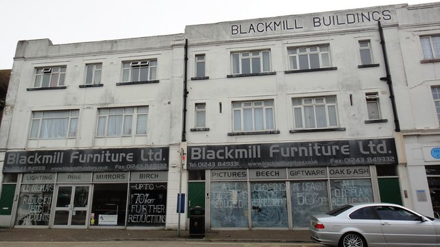 Blackmill Buildings