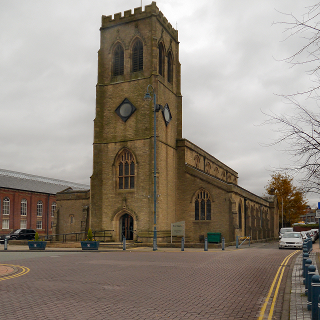 The Parish Church of Holy Trinity and Christ Church