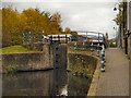 SJ9698 : Lock 5W, Huddersfield Narrow Canal, Stalybridge by David Dixon