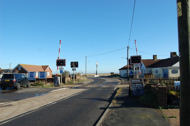 Battery Road Level Crossing