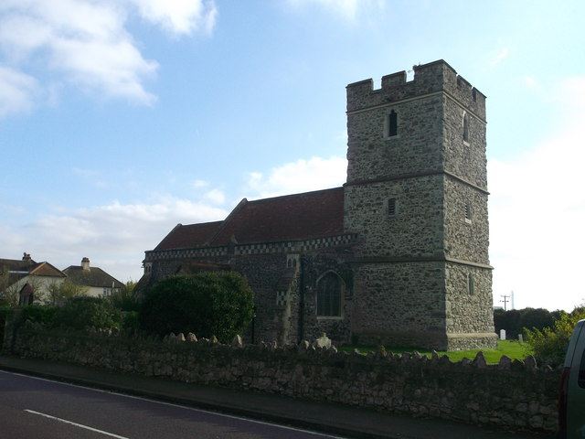 Church of St Mary and St Peter, Wennnington