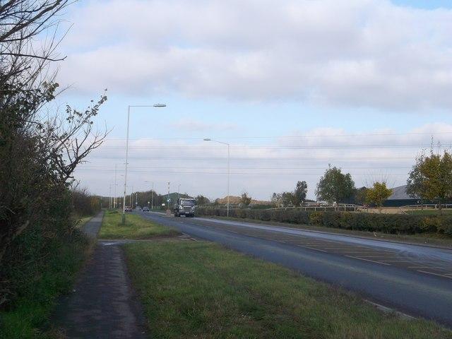 A1306 New Road