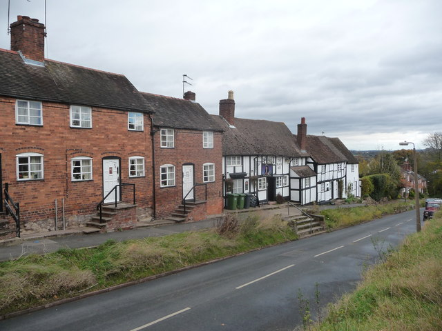 Part of Sandy Bank, Bewdley