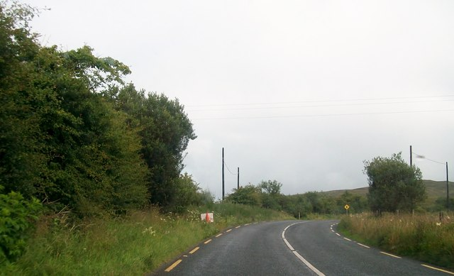 The R232 at Cormullin