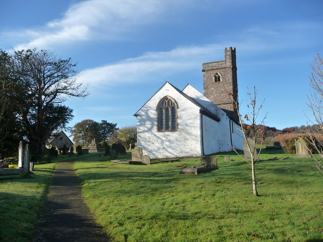 St. Peter's church, Henllys
