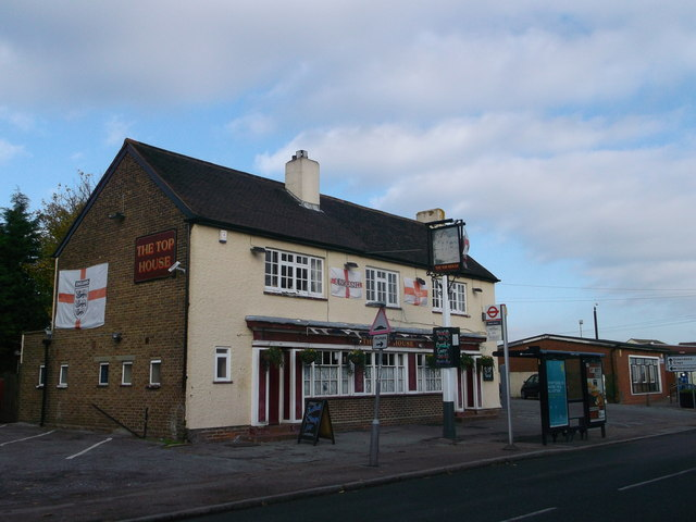 The Top House, Public House, Aveley