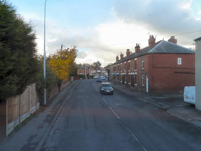 Higher Bents Lane