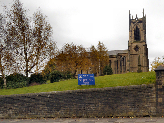 St John's Church, Dukinfield