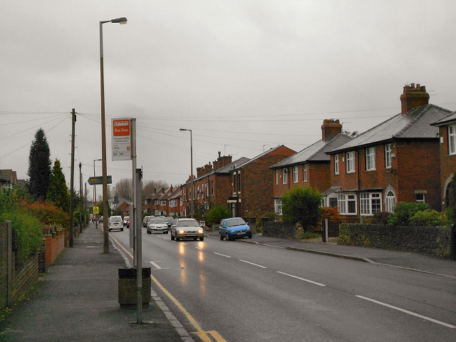 Dukinfield, Cheetham Hill Road