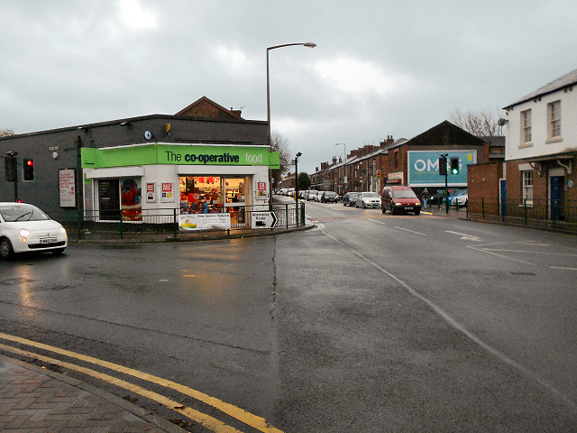 The Co-op, Newton