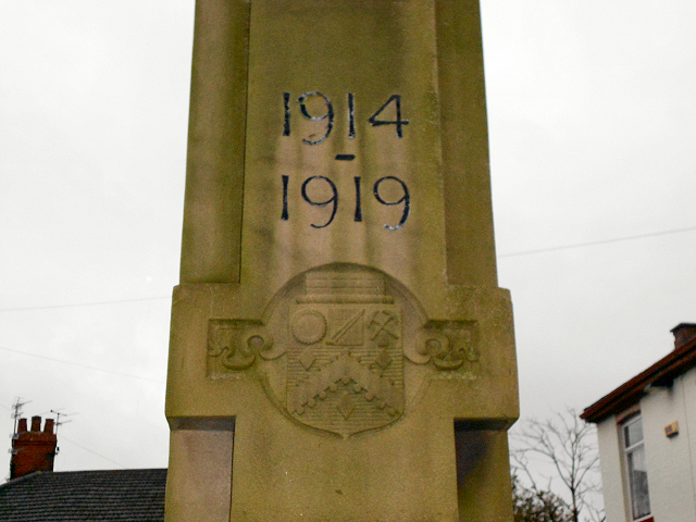 Newton War Memorial (detail)
