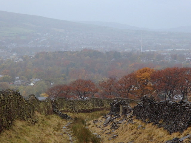 Descent to Glossop