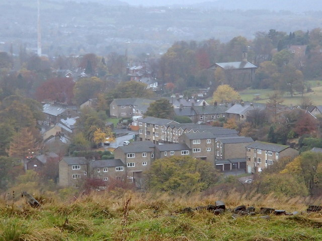 Above Glossop