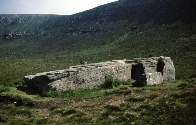 The Dwarfie Stone