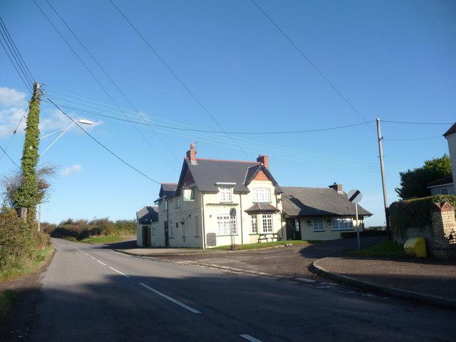 Castell y Bwch pub near Cwmbran