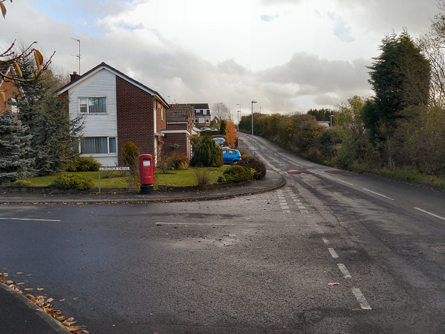 Dukinfield, Yew Tree Lane