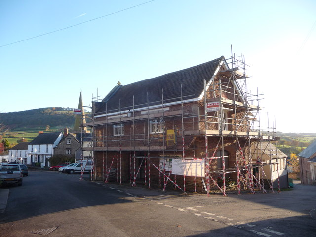The Town Hall, Grosmont, Monmouthshire