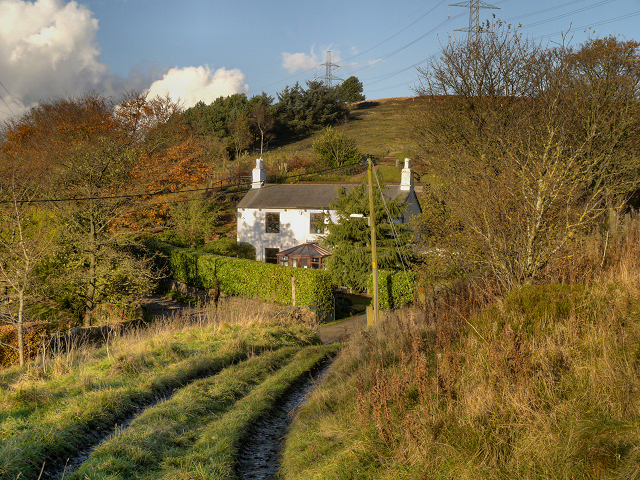 Gallowsclough Farmhouse
