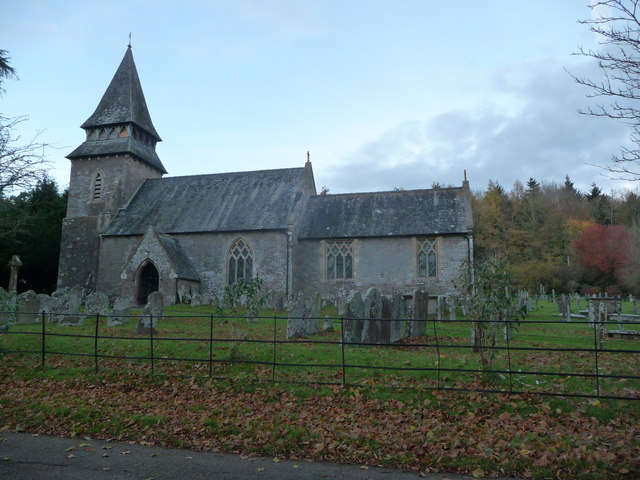 St. Mary's church, Kentchurch