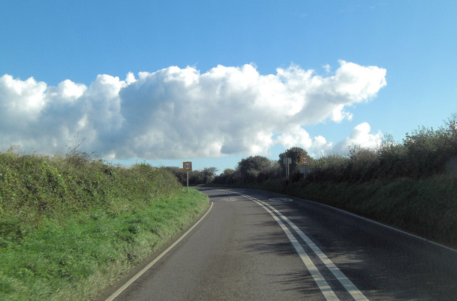 A39 north of Calerick