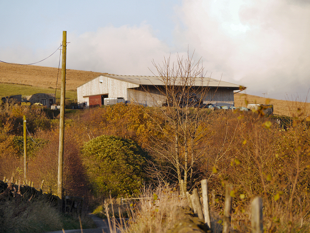 Moorside Farm Barn