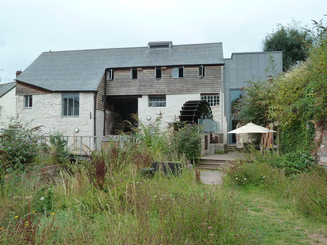 Cricklepit Mill, exeter