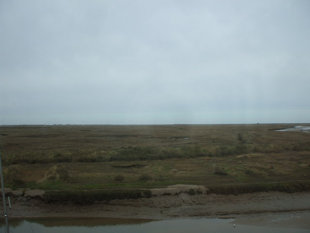 Morston Salt Marshes, Blakeney