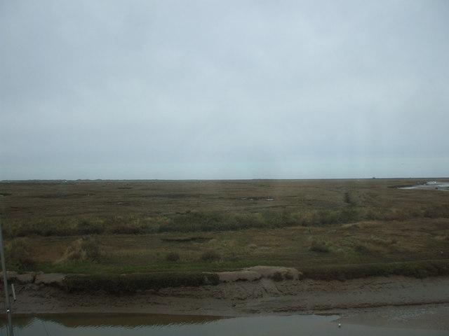 Morston Salt Marshes, Blakeney