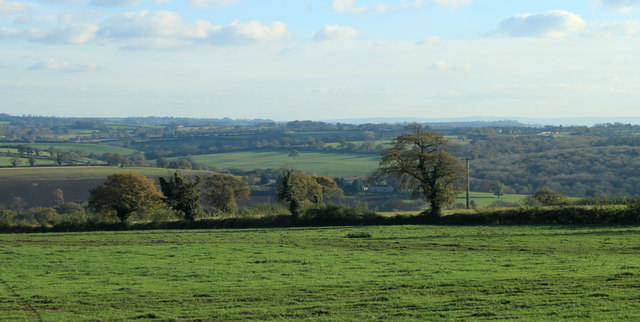 2012 : South from the A359 near Copplesbury Farm
