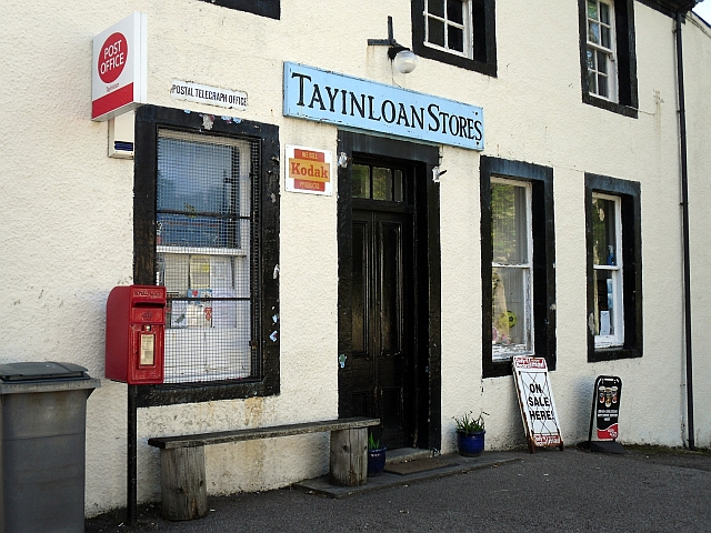Tayinloan Post Office and Stores