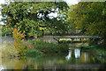 SJ6048 : Wrenbury Heath Bridge, Cheshire by Roger  Kidd