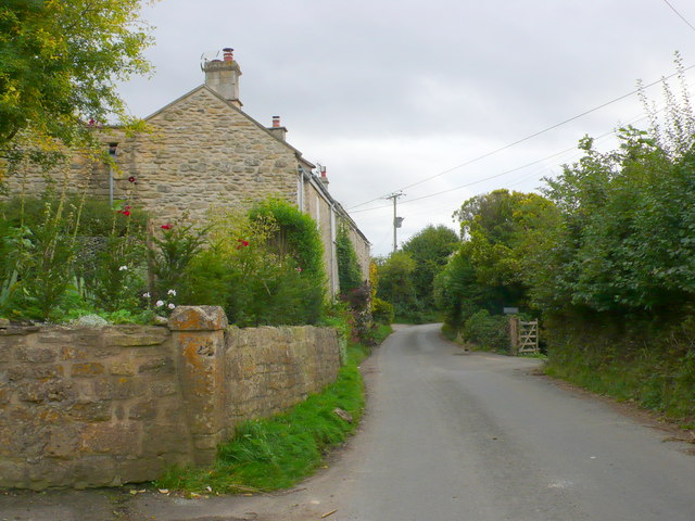 Houses in Nailwell