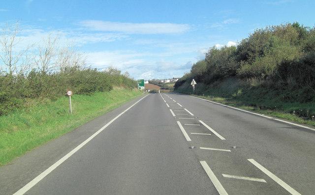 A39 west of Polisken