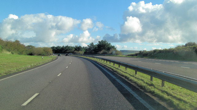 A30 at Lower Penscawn