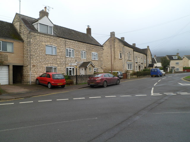 High Street houses, King's Stanley