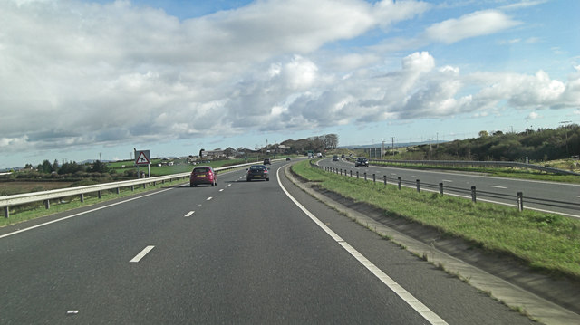 A30 north of Victoria