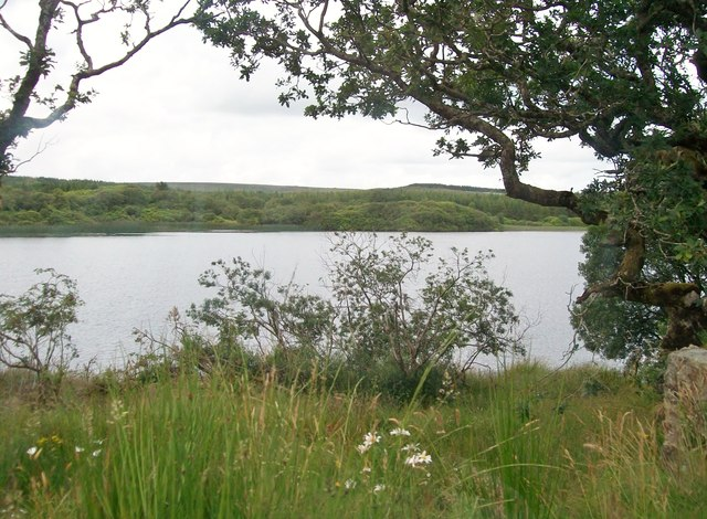Lough Nadarragh at Rath Mountain