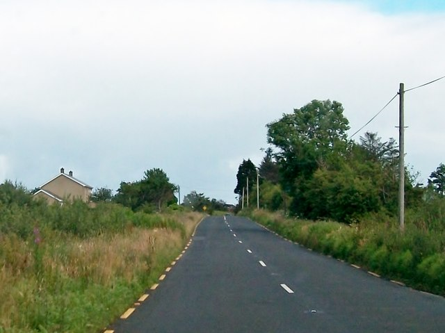 Farmhouse on the R232 at Fincashel