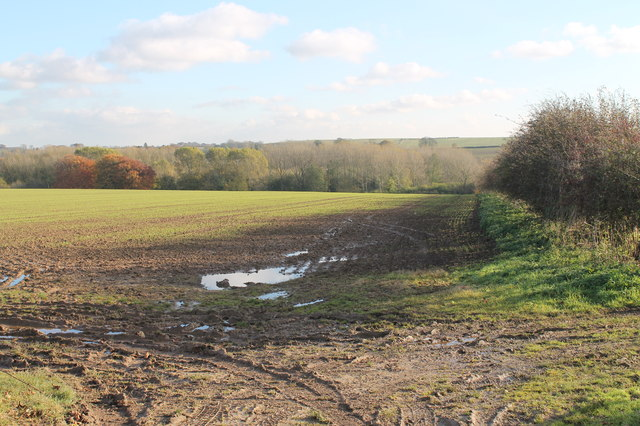 Muddy Field off Horncastle Road