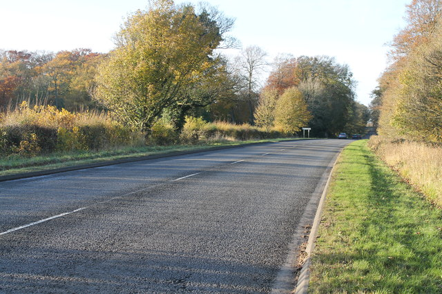 A16 towards Burwell