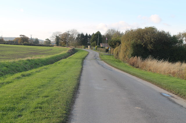 Willoughby Lane near Authorpe