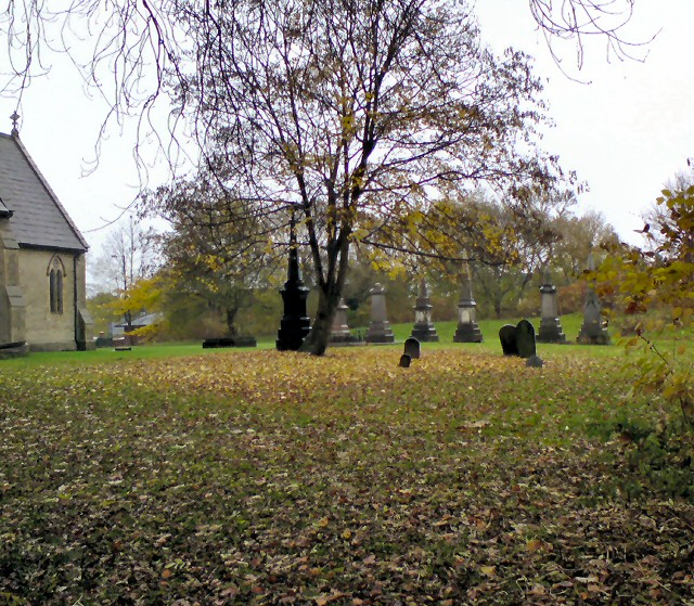 Christ Church burial ground