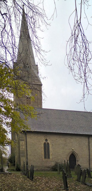 Christ Church, Denton
