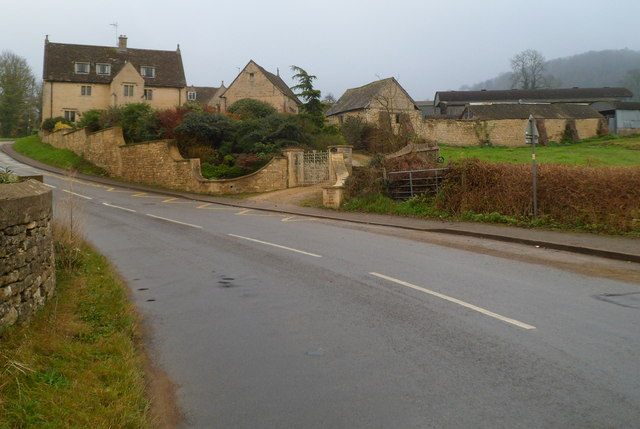 Court Farm, King's Stanley