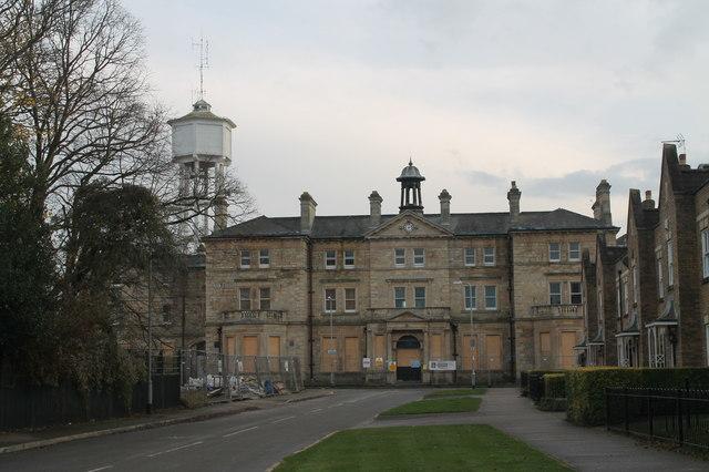 St John's Former Psychiatric Hospital