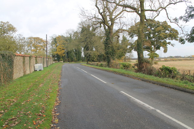 Bloxholm Lane, near the A15