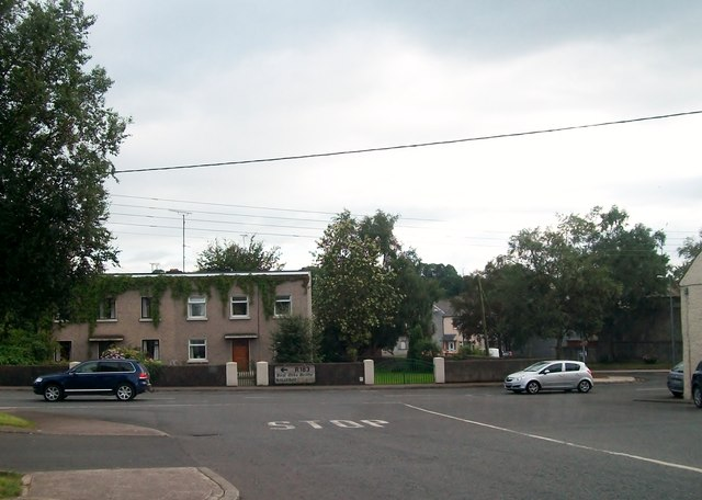 The junction of O'Duffy Street and Annalore Street