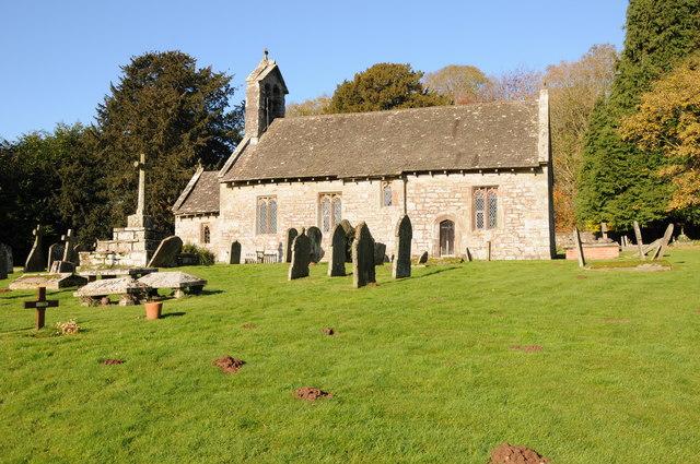 St Aeddan's church, Bettws Newydd
