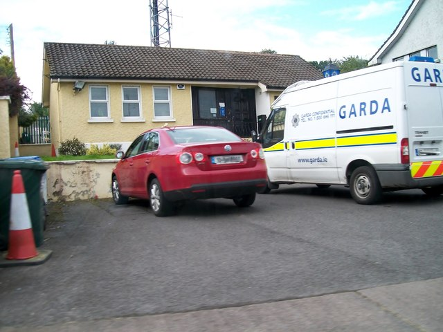 The Analore Street Garda Station, Clones
