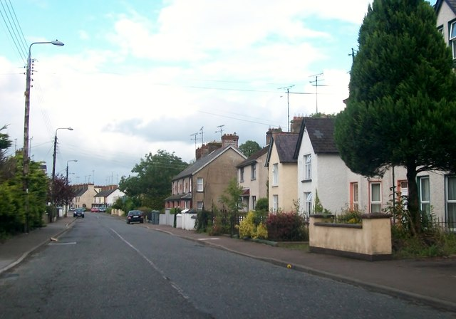 Houses in Newtownbutler Road, Clones